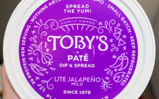 Toby's Pate Dip and Spread
