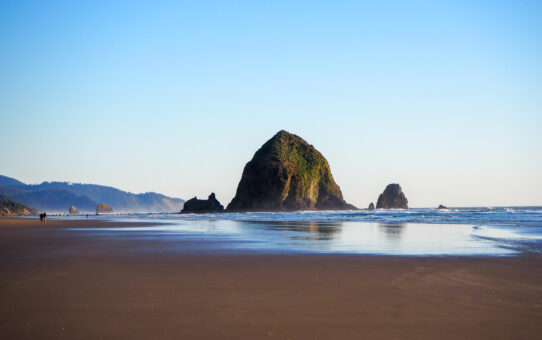 Haystack Rock | Oregon Coast