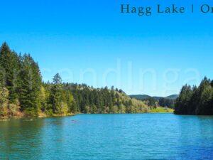 Hagg Lake | Oregon (Watermarked)